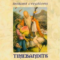 Copertina CD Instant creations