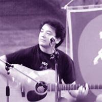 Attilio Blanzuoli - chitarrista e cantante (Polvere e Diamanti)