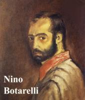con Nino Botarelli - un artista grande amico