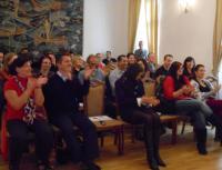Pier Paderni - Art Seminar in Bratislava