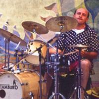 Carlo Bernardinello - batterista (Trio Elettrico)