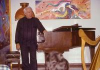 Un concerto di Mario Feninger