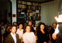 Il pubblico al Salone dei Frammenti