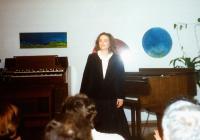 La pianista Silvia Leggio