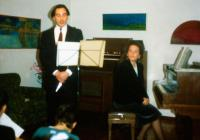 Andrea Ortu e Silvia leggio in duo