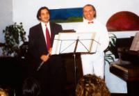 Pier Paderni e Andrea Ortu in duo