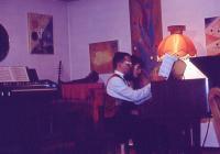 Il duo pianistico  Marco Bianco e Patrizia Urso
