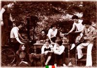 the magic italian adventure - May 1975