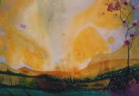 dipinto su tavola - Pier Paderni