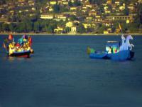 due imbarcazioni