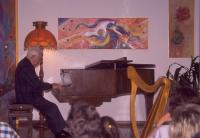 Ultimo concerto di Mario Feninger
