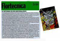 Flortecnica,rivista internazionale di floricultura