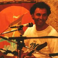 Gianni Rondi - musicista  (Polvere e Diamanti)