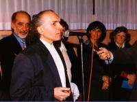 Nino Botarelli e Pier Paderni - vernissage di apertura