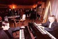 Pier Paderni e Andrea Ortu - concerto di apertura