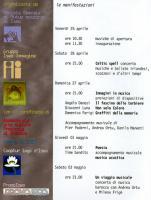 programma - Auditorium Castello  Oldofredi di Iseo