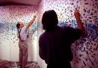 Danilo e Andrea decorating