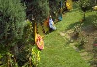 il giardino del Portico Archetti