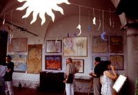 mostra al Portico Archetti