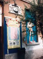 entrata mostra Ufficio Turistico