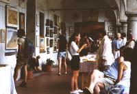 mostra al Portico Archetti '97