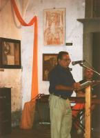 Mario Milesi, the poet