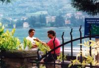 Andrea Ortu con Benny Greco