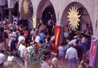 pubblico al Portico Archetti