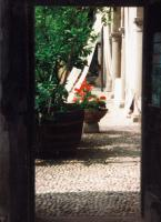 il Portico Archetti, ora Galleria d'Arte