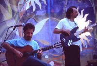 Renato Pompilio e Fabio De Marc (Trio Electrico)
