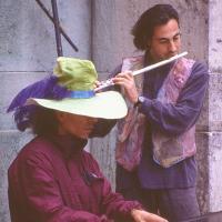 Andrea Ortu e Pier Paderni...intervallo