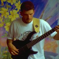 Roberto Pastori - bassista (Fa-sol Blu Band)