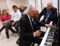 Pier Paderni - ritratti musicali a Madrid