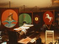 Tolkenians flags ready