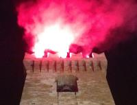 S. Angelo in Musiano - fuochi e danze sulla torre