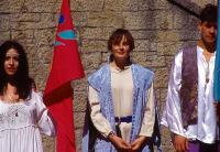 Carla Ricotti - Il presidente della Int Tolkien Society -  Edorado Sbaffi