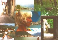 il collage di Corinne per Monteisola
