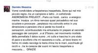 Daniele Messina feed back