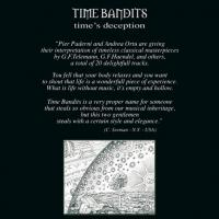 Timebandits, Time's Deception