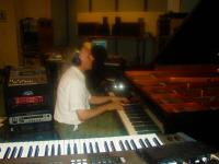 Chick Corea studio - this Bosendorfer is magic!