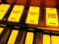 Hammond A 100 - 6 set of percussions:unique!