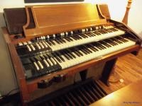 proud, string, heavy and beautiful  Hammond A 100