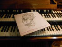 Hammond A 100 with a splendid album recorded with it