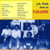 Pier Paderni  - J B Club, live in Paradise