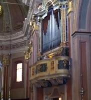 Monticeli Brusati (BS) - provando l'Organo Sgritta