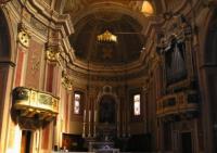 Monticeli Brusati (BS) - l'Organo Sgritta e cantoria