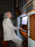 pipe organ performance
