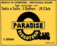 Pier Paderni - Paradise Brescia: the top!
