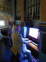 Timebandits - in chiesa recente