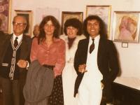 Vernissage, 1977